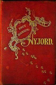 Knut Hamsun Ny Jord 1893