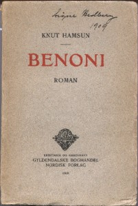 Benoni First Edition