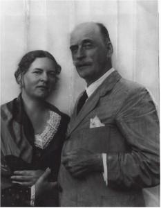 knut hamsun 1930 marie